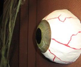 Eyeball Door Hanging