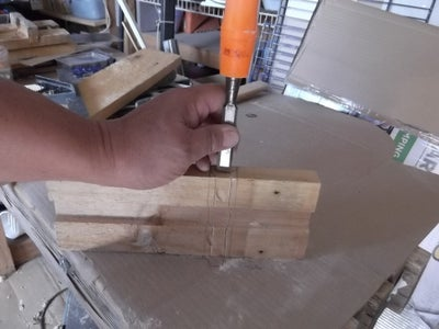 Cut the Dovetail Channel