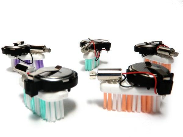 Make a Vibrobot