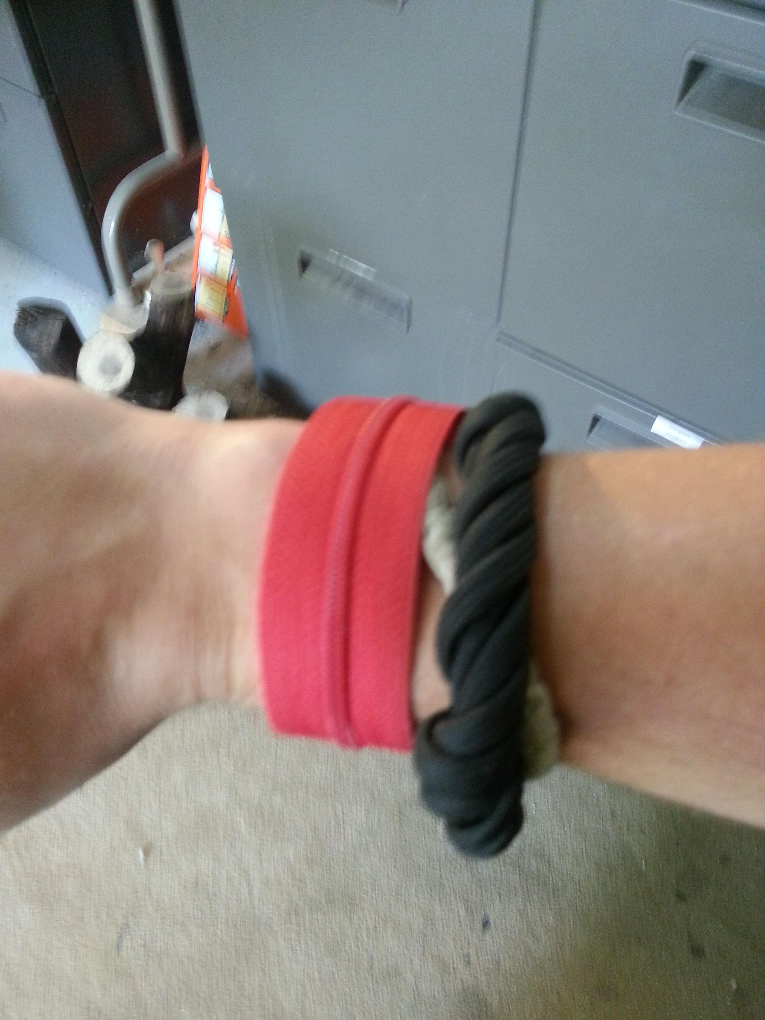 Picture of Zipper Wristband