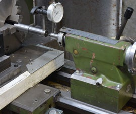 Aligning a Lathe Tailstock (with a Difference).