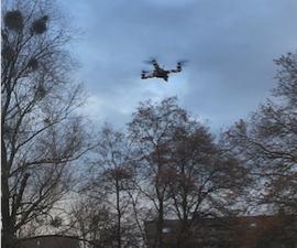 Building a Quadrocopter