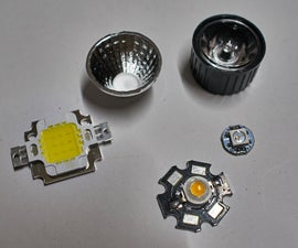 Diffusing LEDs Right
