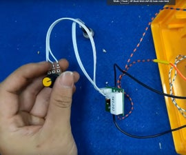 Recuse a 20W Portable Rechargeable Cordless LED Work Light by Attiny13a 3S Li Ion Battery