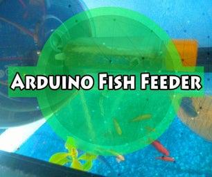 Arduino Fish Feeder