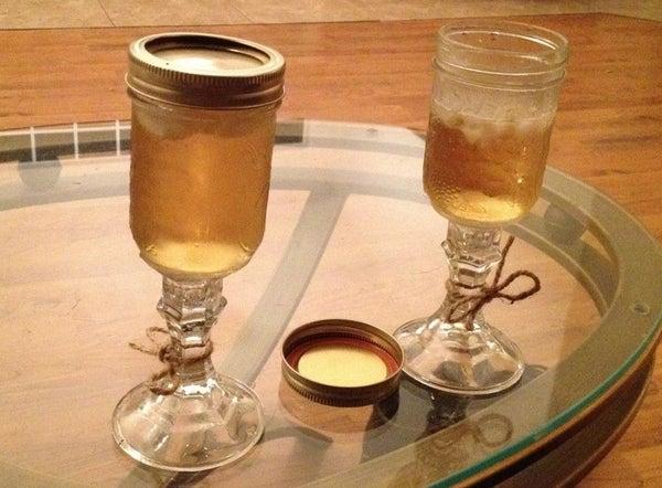 Hick or Country (AKA Redneck) Wine Glasses   Hijack