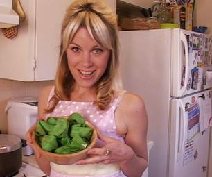 Green Fortune Cookies