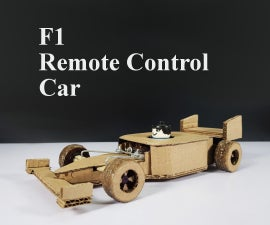 How to Make a Remote Control Car