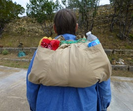 Pants Daypack/Backpack