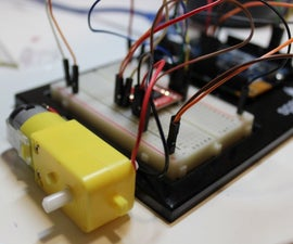 Driving DC Motors With Inputs Using the SparkFun Motor Driver