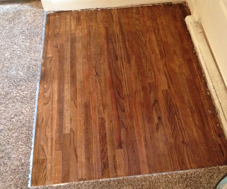 How To Refinish Your Hardwood Floor Under Carpet 5 Steps
