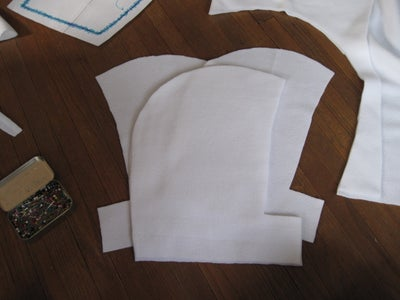 Cut Out Four of Each Piece - Hats and Ears!