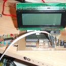 Atmega16/32 Development Board With LCD