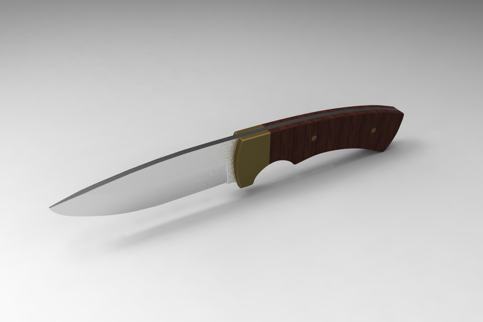 Picture of Design the Knife (CAD - Optional)