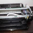 Open and Clean Canon Pixma IX6550 Printer