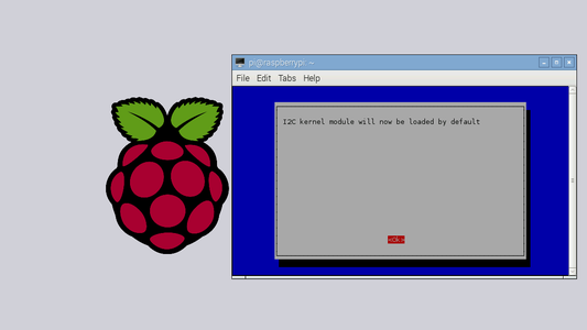 Configuring the Raspberry PI for I2C