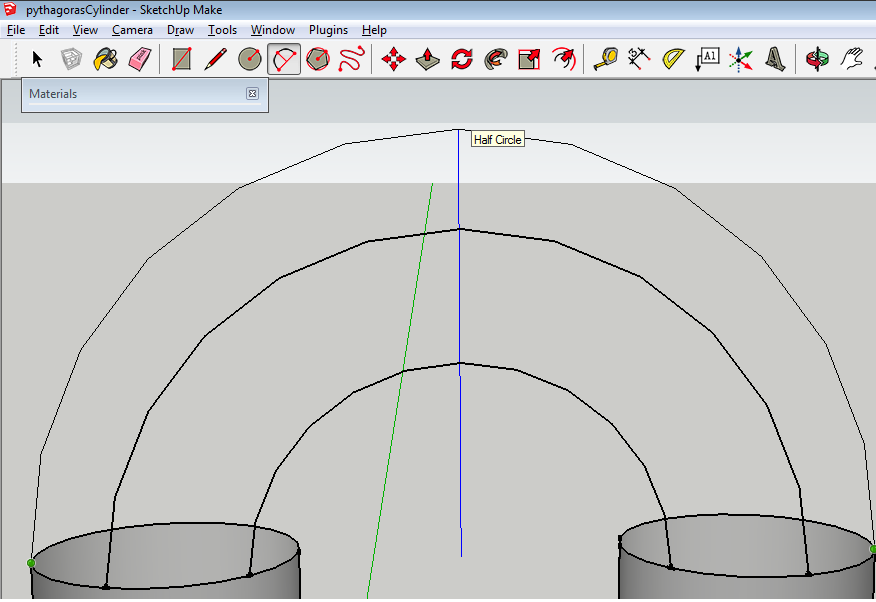 Pythagoras Cylinder With Sketchup to STL: 3 Steps (with