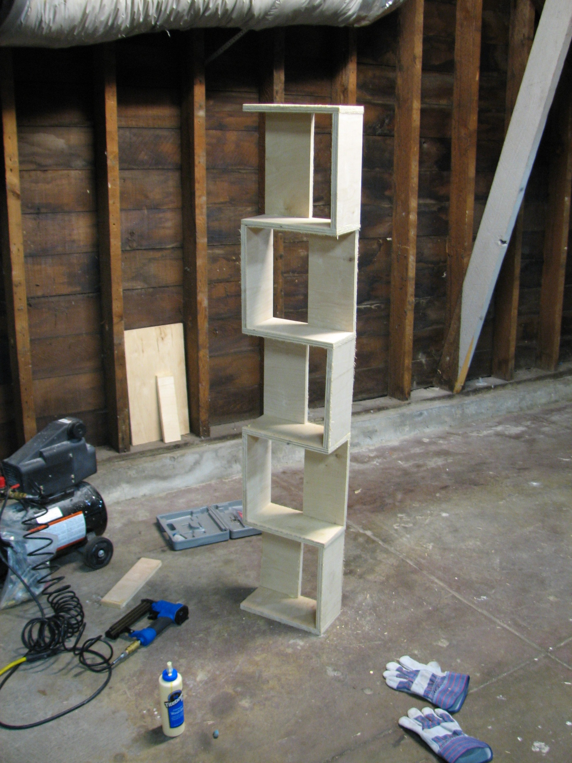 Picture of 60-minute Bookcase