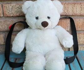 DIY: Make a Teddy Bear Backpack!