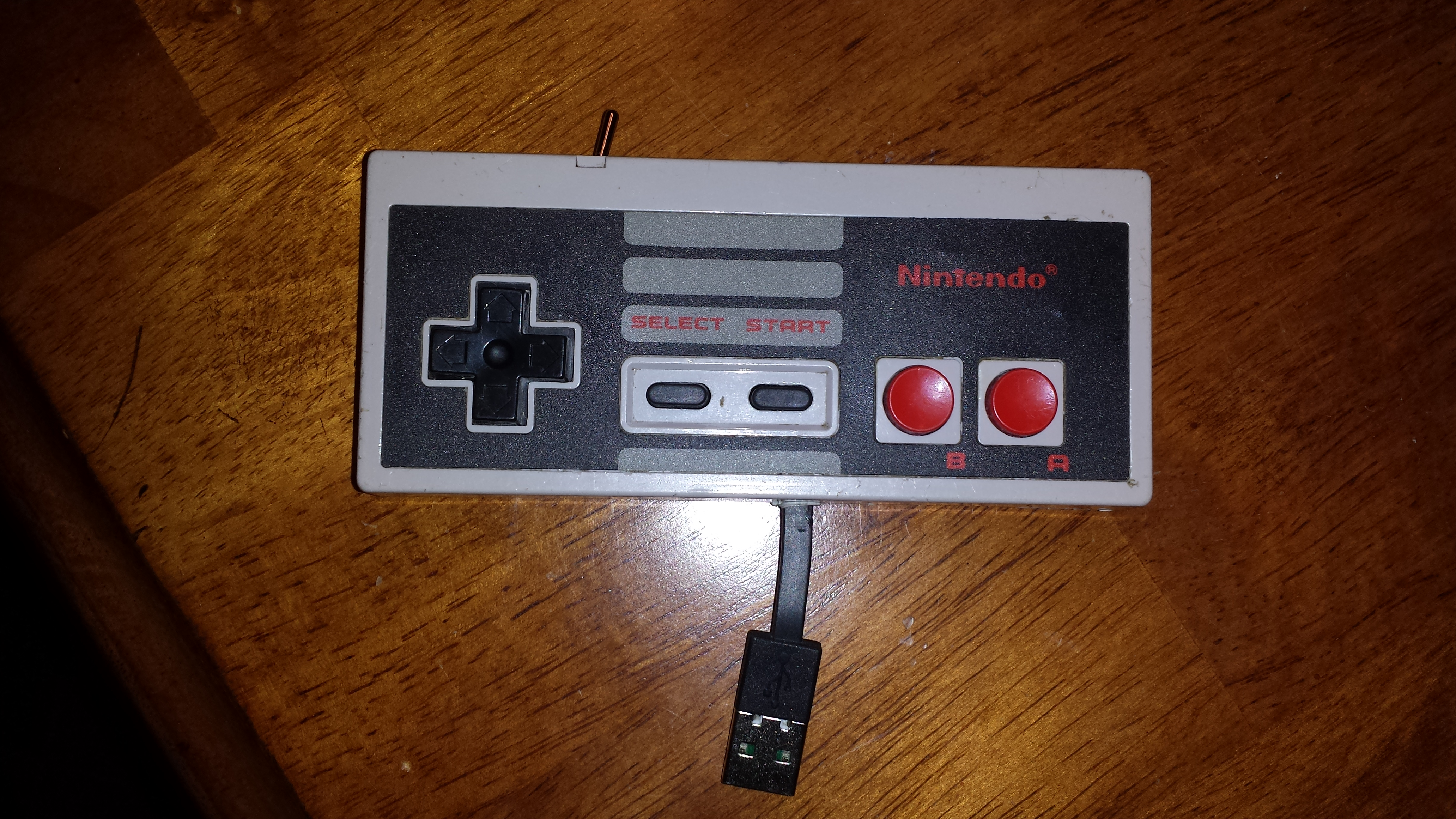 Picture of Bluetooth NES Controller Mod
