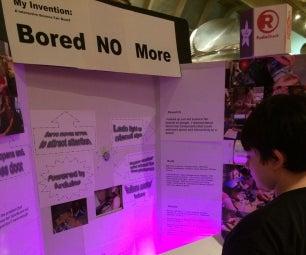 Science Fair: Bored No More