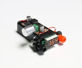Portable, Variable Power Supply