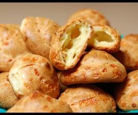 Cheese Puffs - Gougeres
