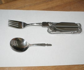 make cutlery for a leatherman