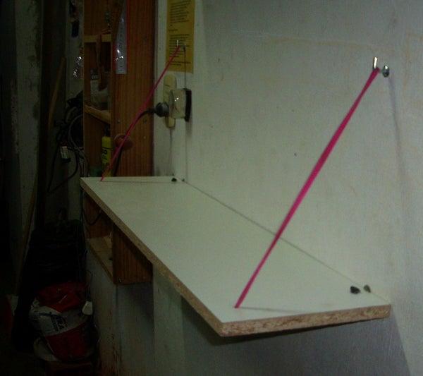 Wall Table (mesa De Pared)