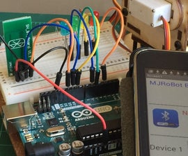"Connecting ""stuff"" via Bluetooth / Android / Arduino"