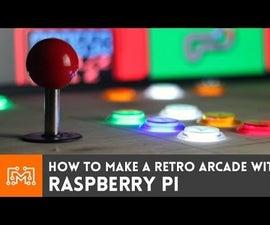 How to make a Raspberry Pi Arcade with no programming