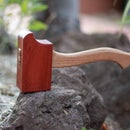 Hatchet Inspired Mallet