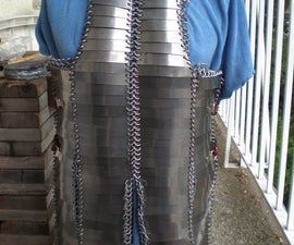 Maille and Plates Armour