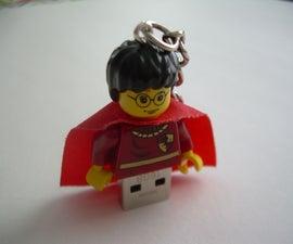 Harry Potter LEGO Flash Drive
