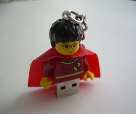 Harry Potter LEGO Flash Drive