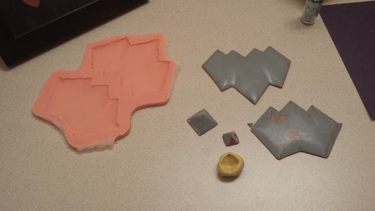 Small Cast Parts