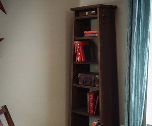 Building a Roycroft inspired bookshelf