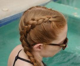 Dutch Pigtail Braids