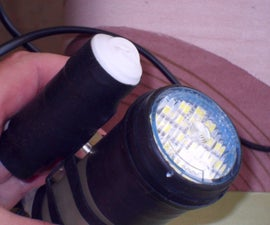 Magnetic waterproof lamp