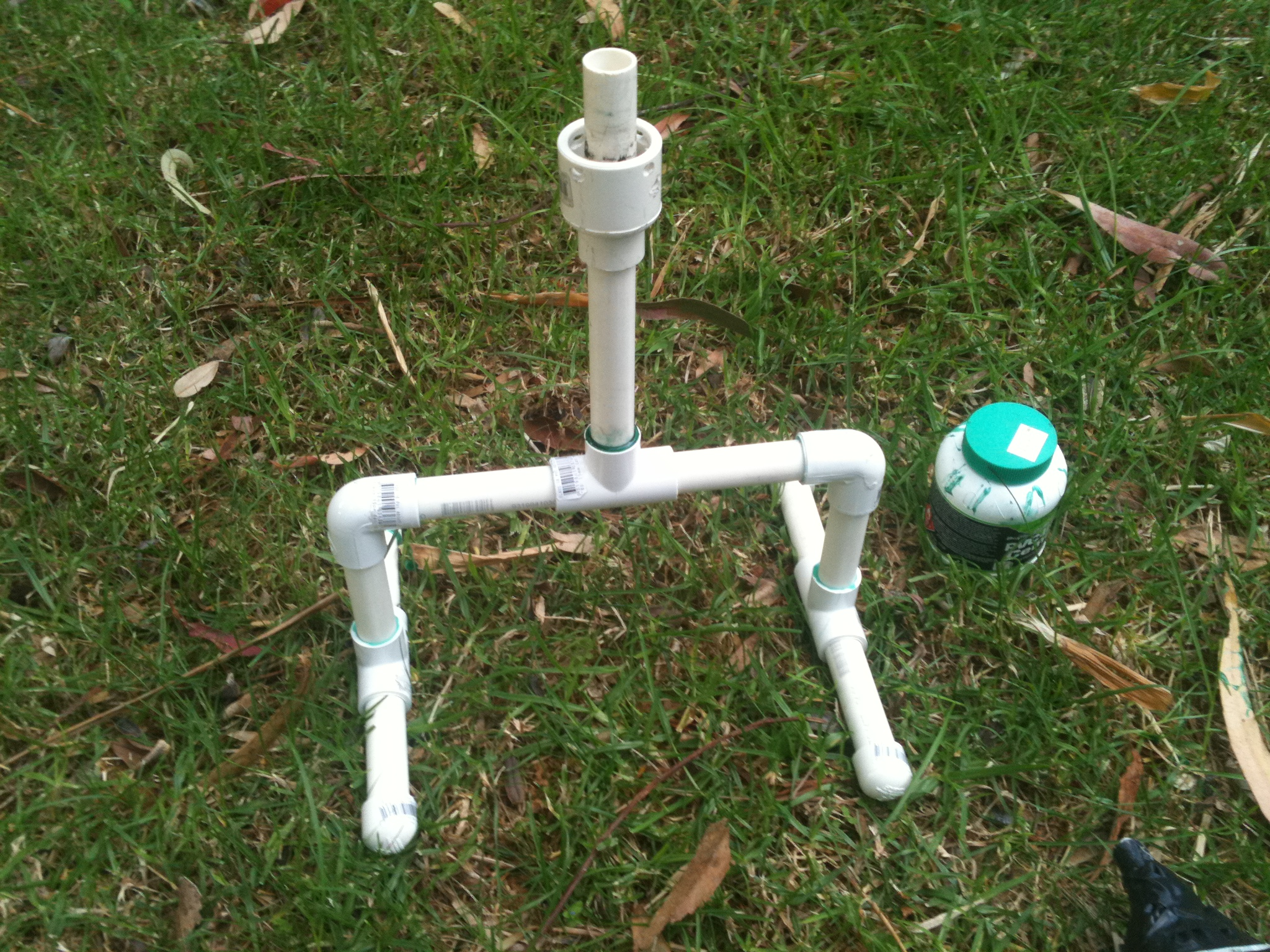 Picture of Awesome Water Bottle Rocket Launcher