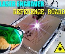 DIY Laser Engraver - Reference Board