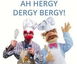 Swedish Chef with an Instructables Twist | Instruct-a-Muppet