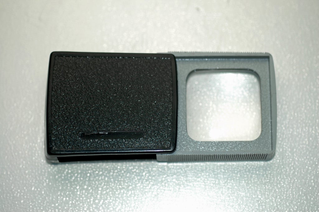 Flip Video Macro Lens 5 Steps