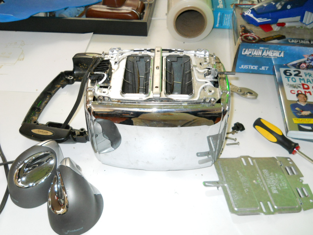 Picture of Dismantle the Toaster
