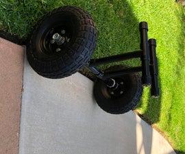 DIY Kayak Cart