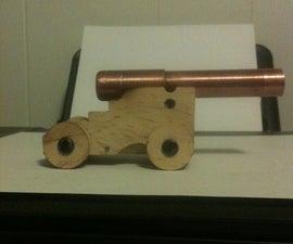 miniature hardware store cannon