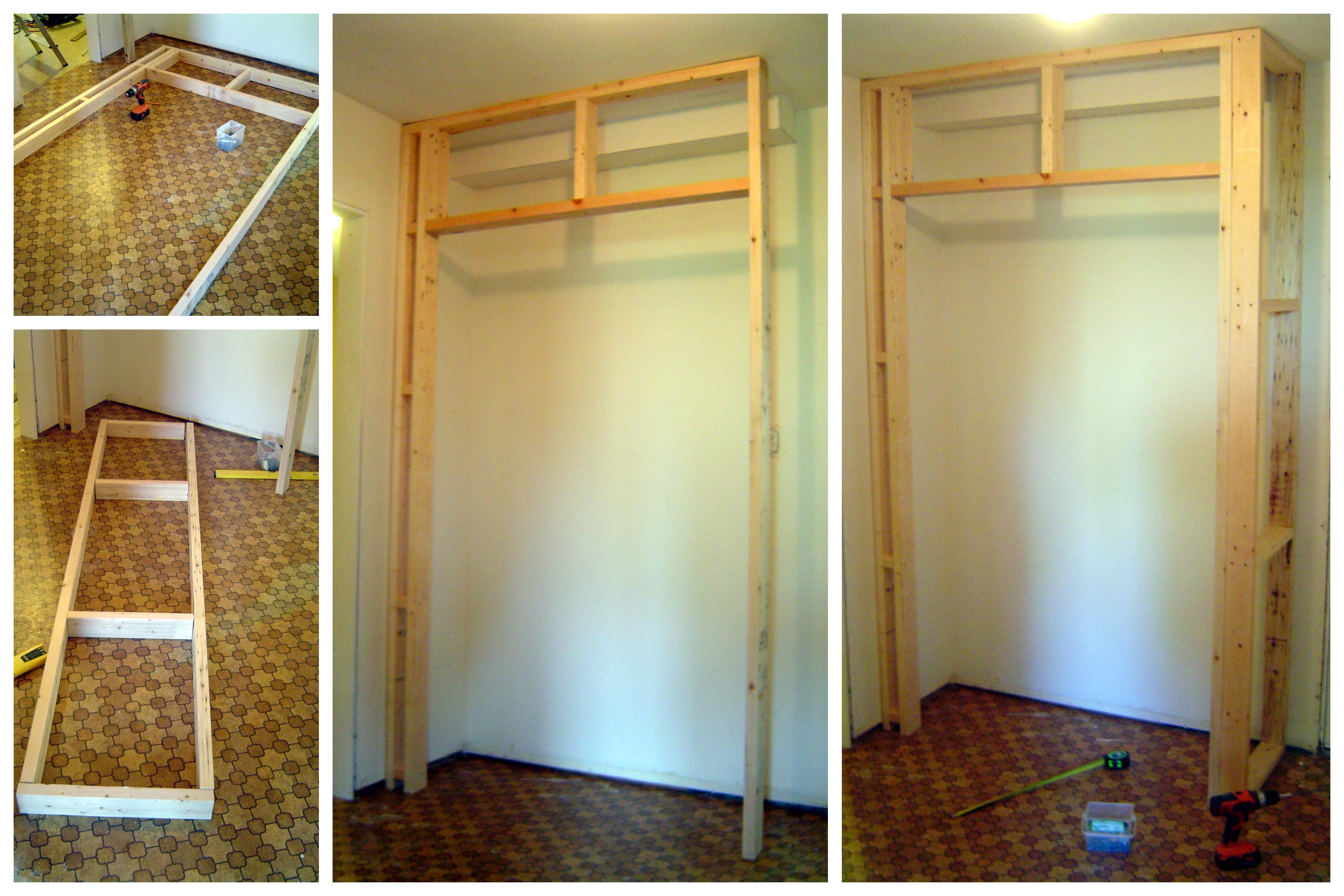 Деревянный встроенный шкаф для туалета своими руками 304