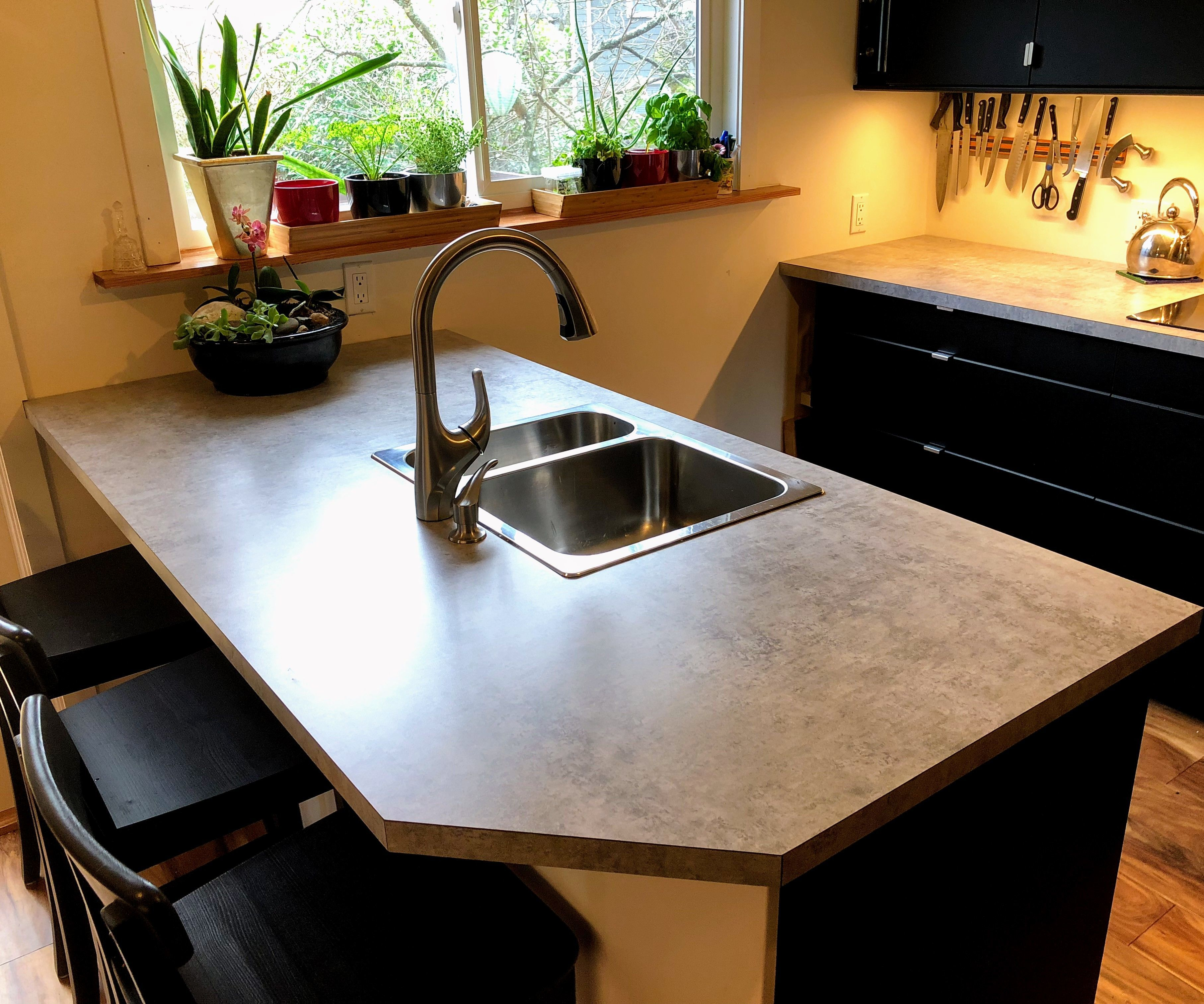 - DIY Laminate Countertops : 8 Steps (with Pictures) - Instructables