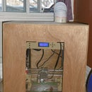 Easy and Cheap 3D Printer Fume Hood Enclosure