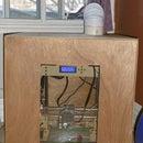 Easy and Cheap 3D Printer Fume Hood Enclosure